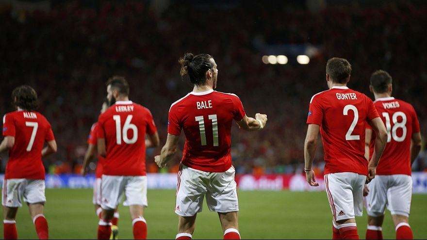 يورو 2016: تأهل الويلز و إنجلترا للثمن النهائي