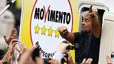 Italie : l'ascension fulgurante du Mouvement 5 étoiles