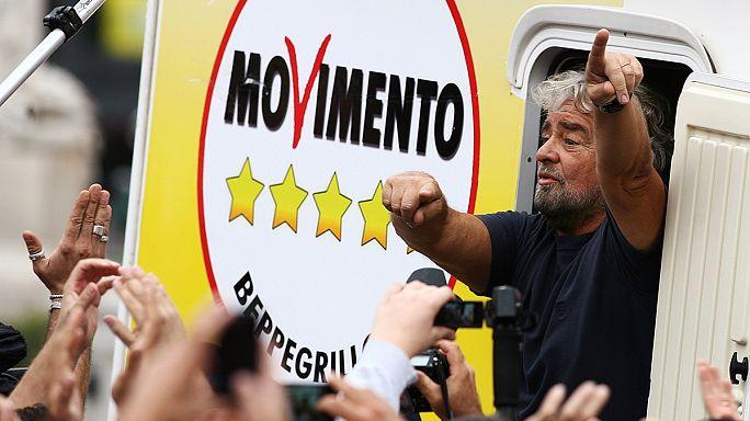 Üstökös az olasz politikában: az 5 Csillag Mozgalom
