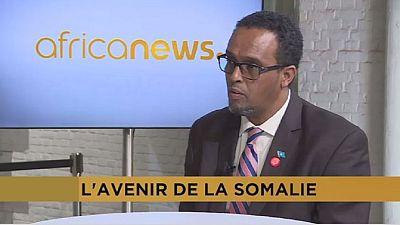 Le vice-Premier ministre somalien Mohamed Omar Arteh sur Africanews