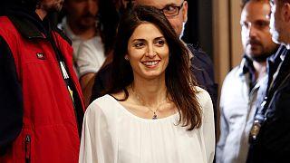 Вирджиния Раджи - новое лицо Рима