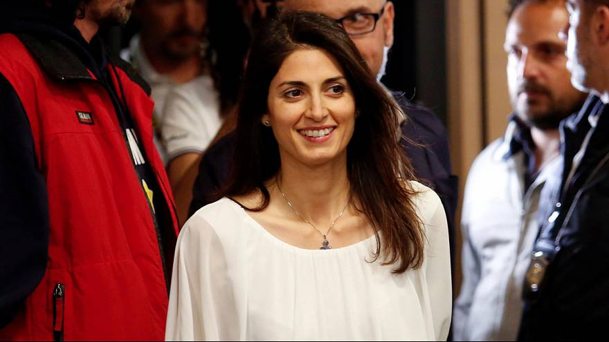 Meet Rome's first female mayor