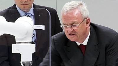 Former VW CEO Winterkorn investigated in Germany over market manipulation