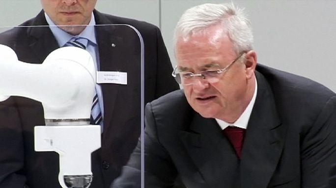 Former VW CEO Winterkorn investigated in Germany over market manipulation