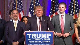 Donald Trump despide a su jefe de campaña, Corey Lewandowski