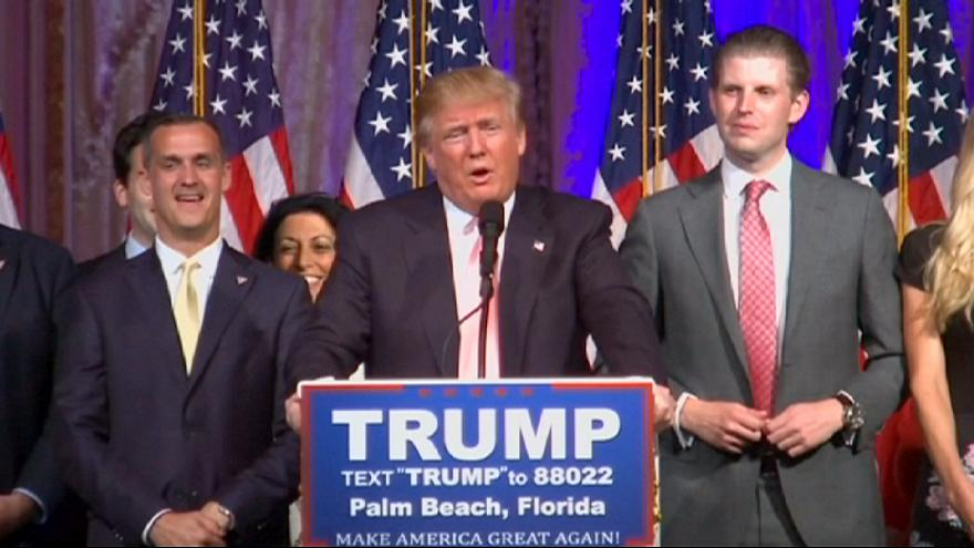 Shakeup for Trump team after he fires campaign manager Lewandowski