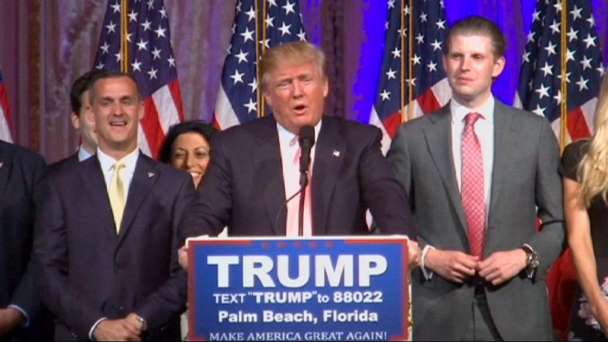 Дональд Трамп уволил главу своего предвыборного штаба
