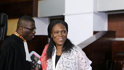 Côte d'Ivoire : Simone Gbagbo nie tout contact avec des escadrons de la mort à la reprise de son procès lundi