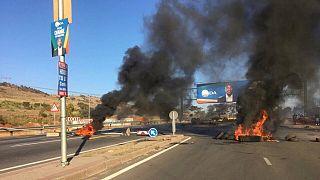 Afrique du Sud : violences avant les élections municipales