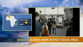 Algeria's social media blackout to curb exam cheating [The Morning Call]