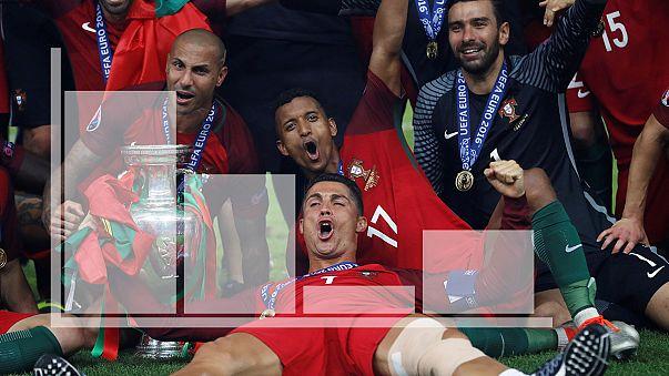 Os outros vencedores do Euro 2016