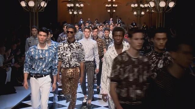 Dolce & Gabbana no dejan indiferentes en Milán