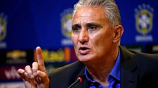 Brazil's new coach sets 2018 World Cup qualification as top priority