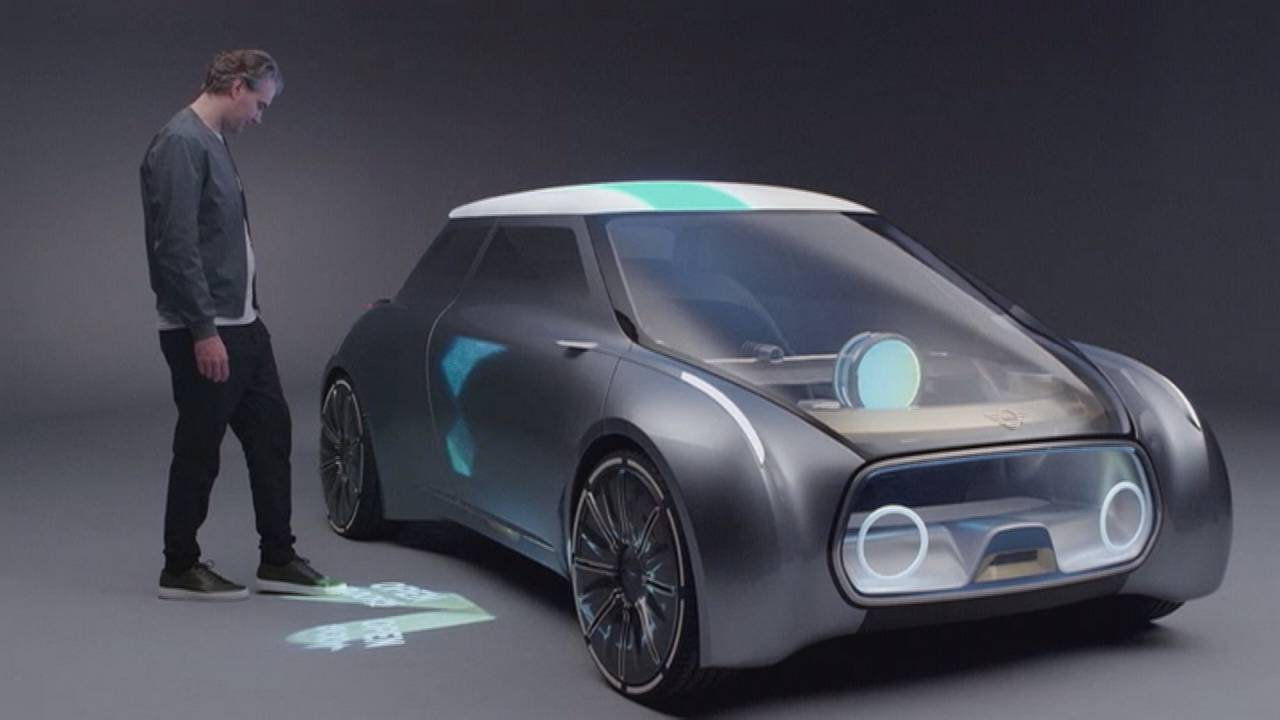 Bmw Unveils Its Vision Cars For The Future