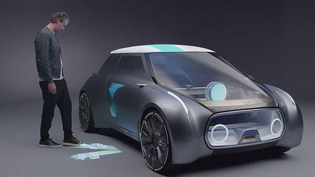 La visione dei prossimi 100 anni delle auto Bmw