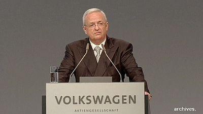 German watchdog probes former VW board