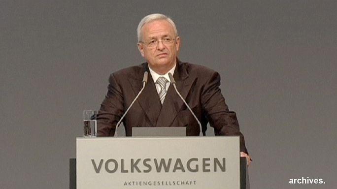Volkswagen'in tepe yönetimine soruşturma