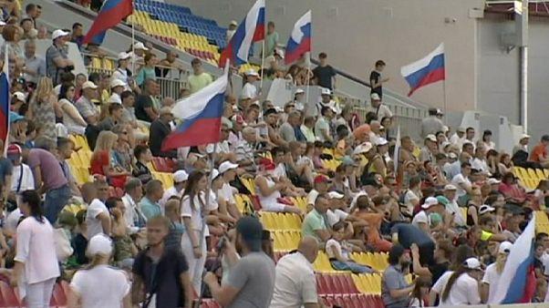 "COI ""reabre"" a porta a atletas russos após escândalo de dopagem"