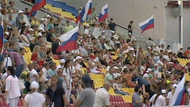 Саммит МОК допускает участие в Олимпиаде российских легкоатлетов под национальным флагом