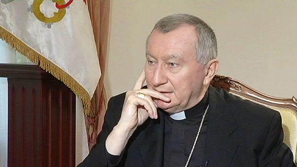 La crise en Ukraine, terrain d'action pour le Vatican