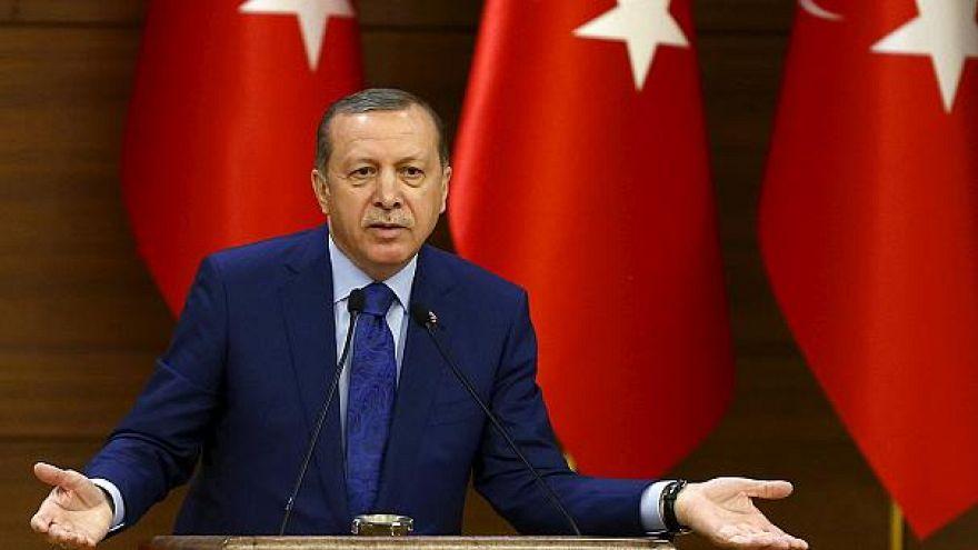 Eine von Erdogans Klagen von Kölner Gericht abgewiesen