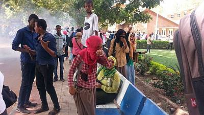 Six Sudanese student activists released after May arrests