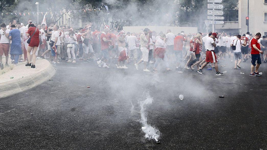 كأس أوربا 2016 بين عشق الكرة وشغب الملاعب