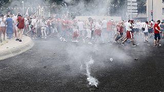 Euro2016: Ameaças de desacatos em Nice e Bordéus colocam autoridades em alerta