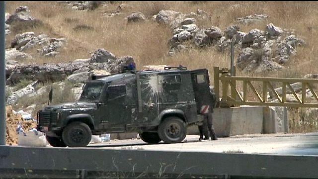 Véletlenül lelőttek egy palesztin fiút az izraeli katonák