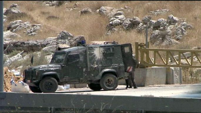 Un Palestinien tué dans un incident lié aux lanceurs de pierres