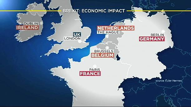 The Brief from Brussels: the economic impact of a Brexit on other European countries