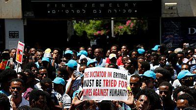 Israël : des milliers de réfugiés érythréens marchent contre le pouvoir