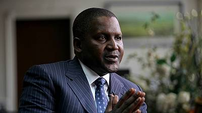 Dangote loses $3.7 billion on plunging Naira