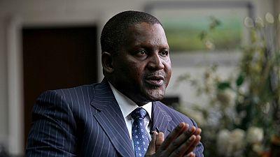 Aliko Dangote a perdu 3.7 milliards de dollars avec la chute du naira