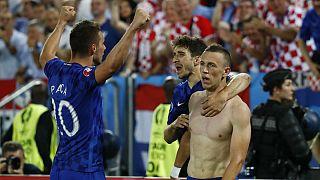 Euro 2016: España pierde ante Croacia y termina segunda de grupo
