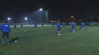 Football : une équipe pour l'intégration des immigrants africains en Hongrie