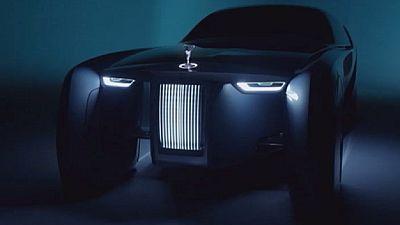 Next 100 : nouvelle voiture futuriste de BMW