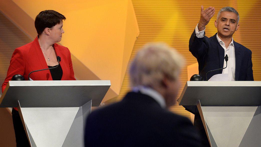 نقاش سياسي حاد قبل موعد الإستفتاء الحاسم في المملكة المتحدة