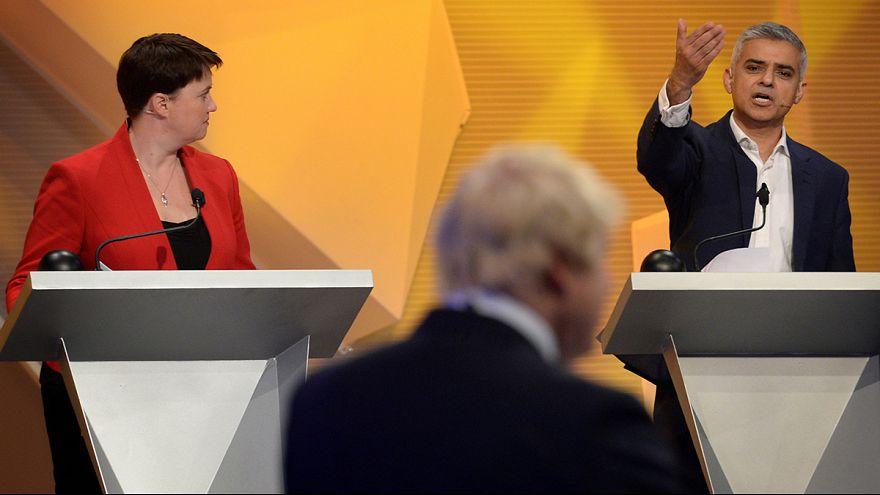 Brexit Showdown in Wembley