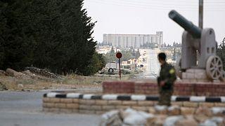 Sok civil meghalt Rakka bombázásakor