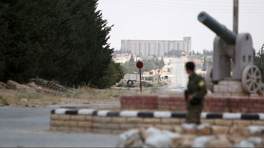 Syrie : 25 morts dans des bombardements à Raqqa