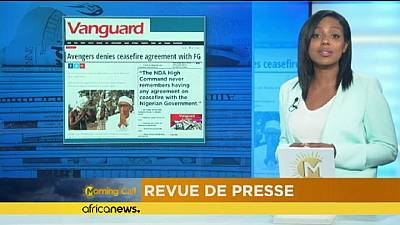 Revoir la revue de presse du 22-06-2016 [ The Morning Call ]