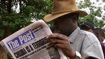 Zambian govt orders closure of newspaper over taxes
