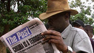 Présidentielle : le plus grand quotidien indépendant zambien fermé