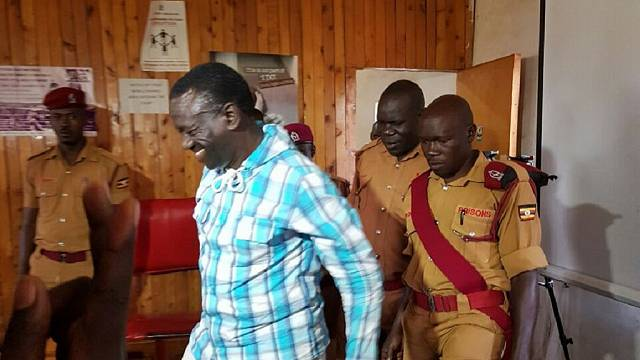 Besigye appears in court as state prepares video evidence