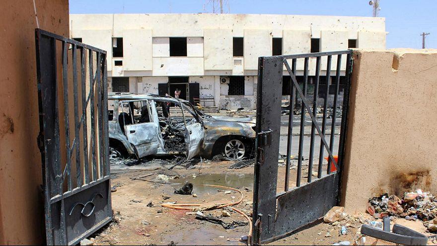 Libysche Regierungskämpfer erobern Teile von Sirte zurück