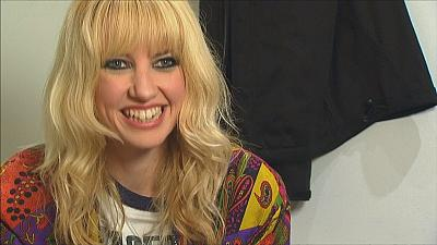 Ladyhawke is back with upbeat new album and life