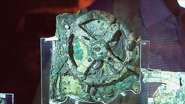 Meccanismo di Antikythera, come gli antichi greci guardavano il cielo