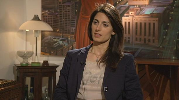 """We'll start from scratch"": the first interview of Rome's first female mayor"