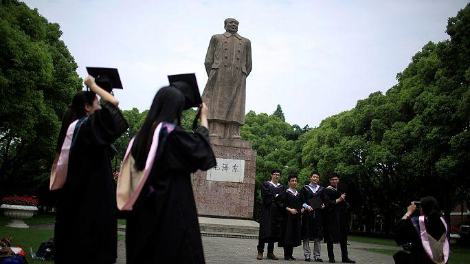 Kínában börtönnel büntethető az érettségi puskázás